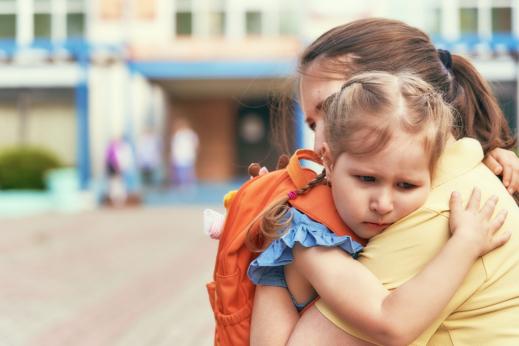 Calming Down the Kindergarten Jitters